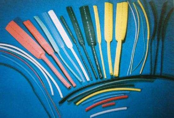 多种热缩管颜色