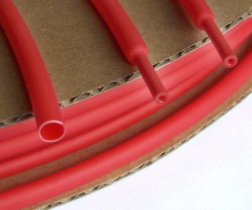 红色热缩管