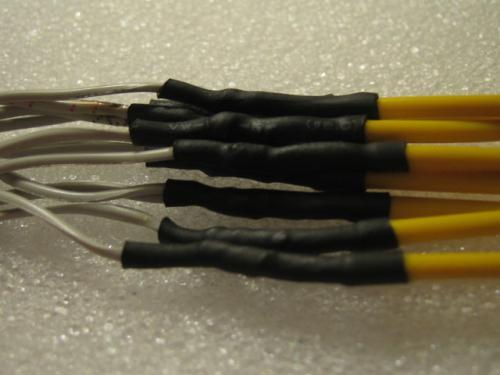 线缆包覆热缩管
