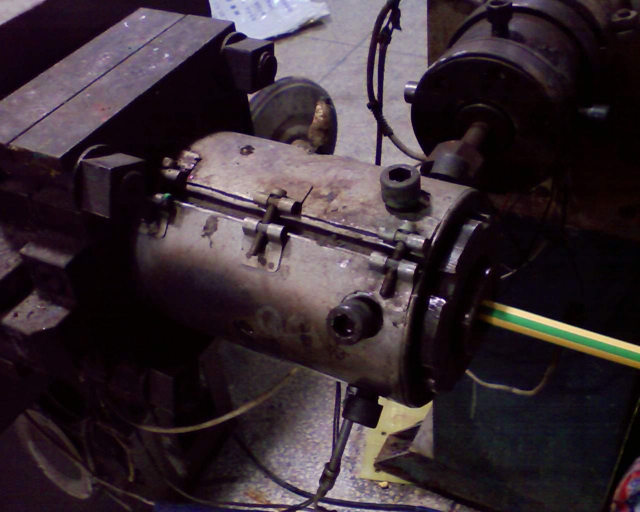 热缩管押出机