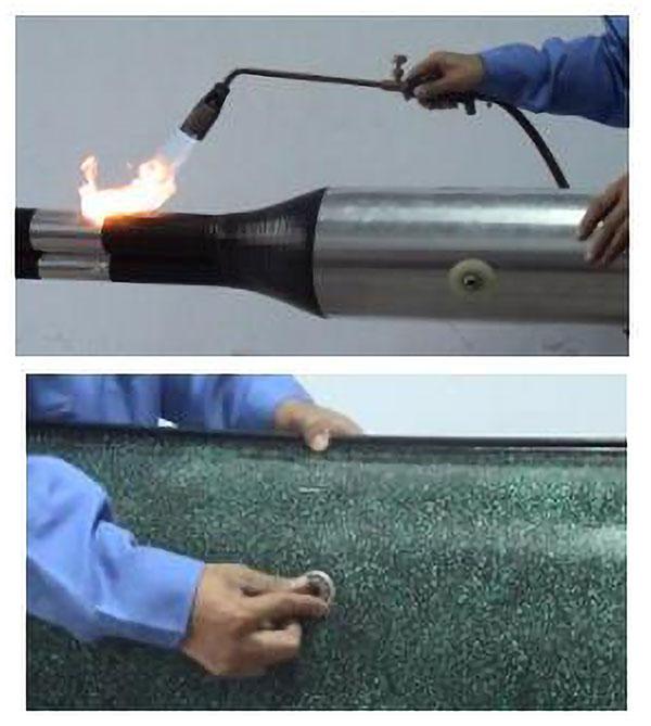 户外用热缩套管