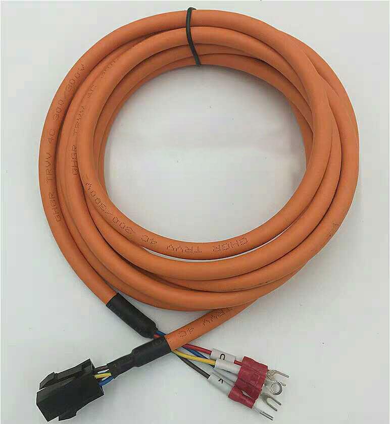 热缩管在线材上的应用