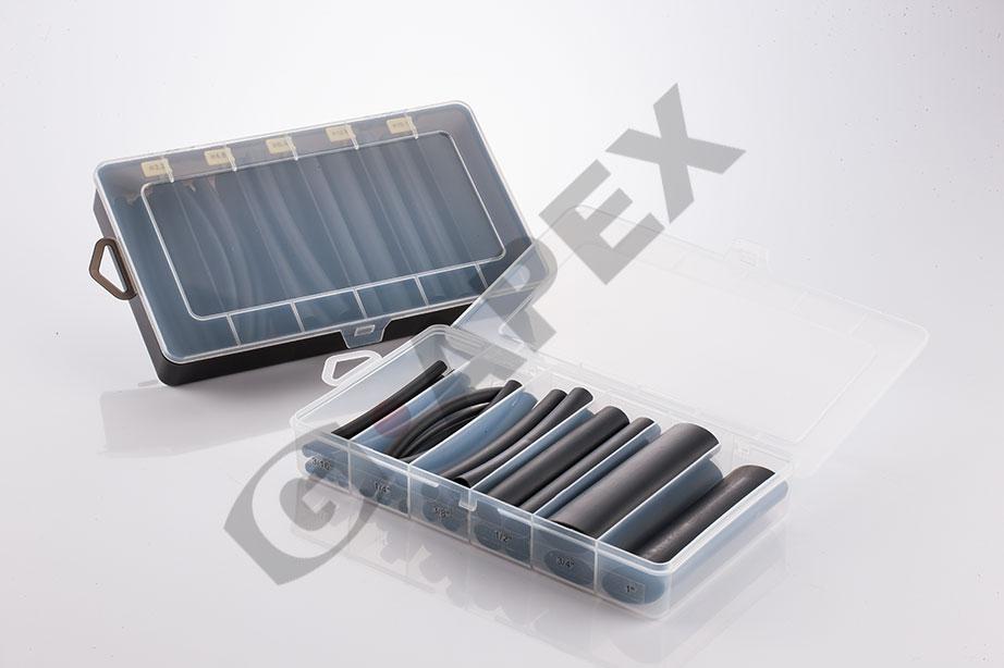 热缩管盒装