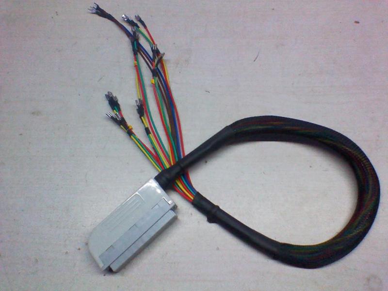热缩管连接器的应用