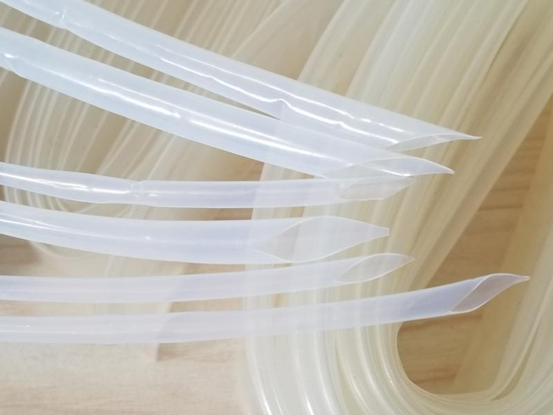 单壁透明热缩管和带胶双壁透明热缩管