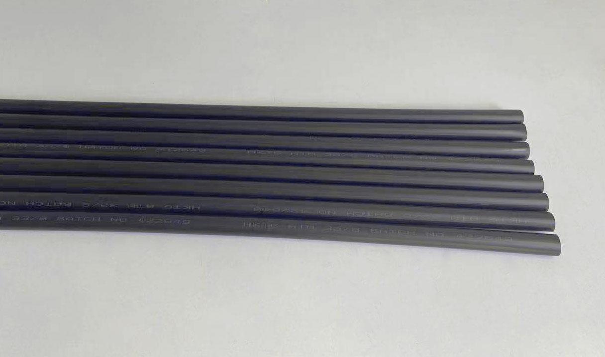 图 3  一般型粘性内表面热缩管